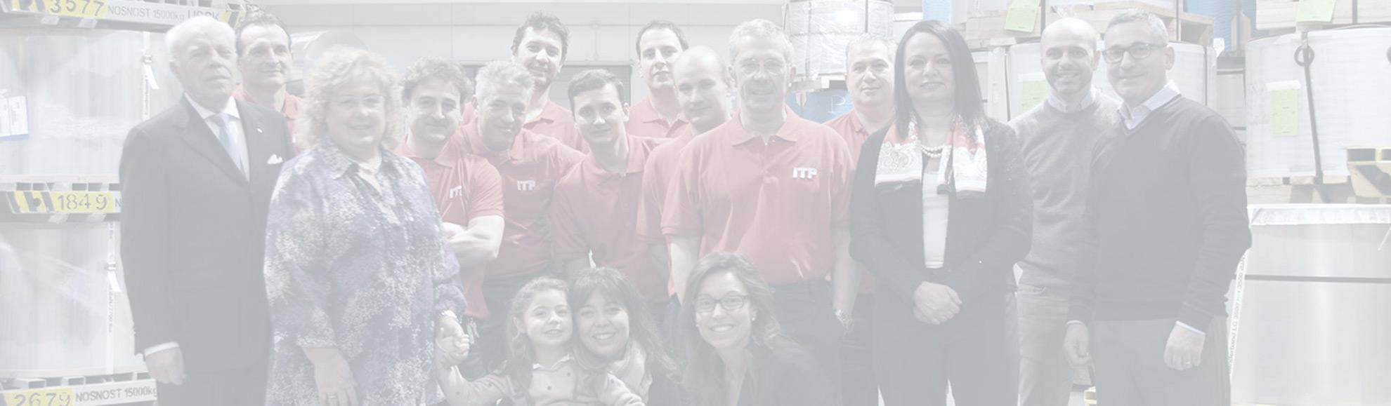 ITP - 38 anni di esperienza e competenza